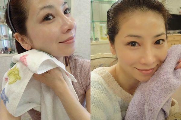 美魔女・水谷雅子の洗顔