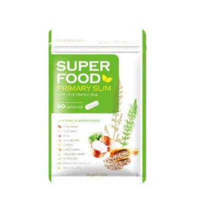 お腹の脂肪サプリ・スーパーフードプライマリースリム