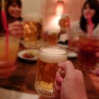 大人数の個室・貸切宴会で乾杯