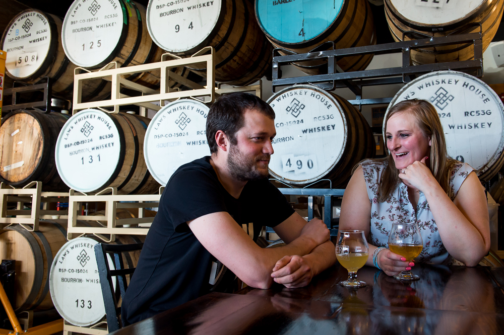 colorado-brewery-engagement-photos