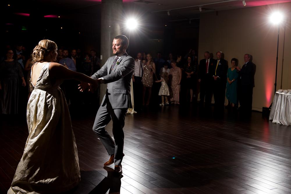 History Colorado Center Wedding