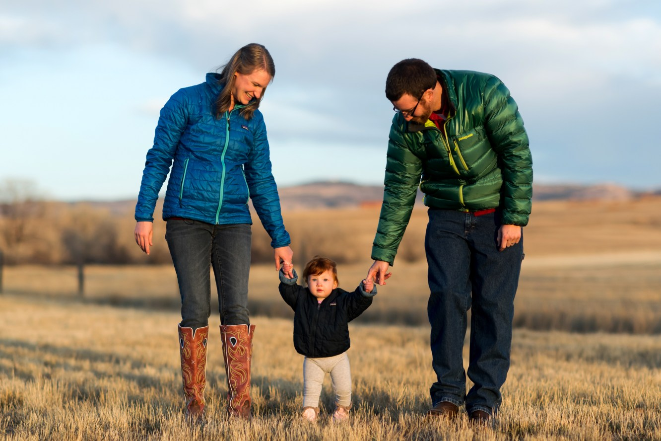 Laramie Family photography