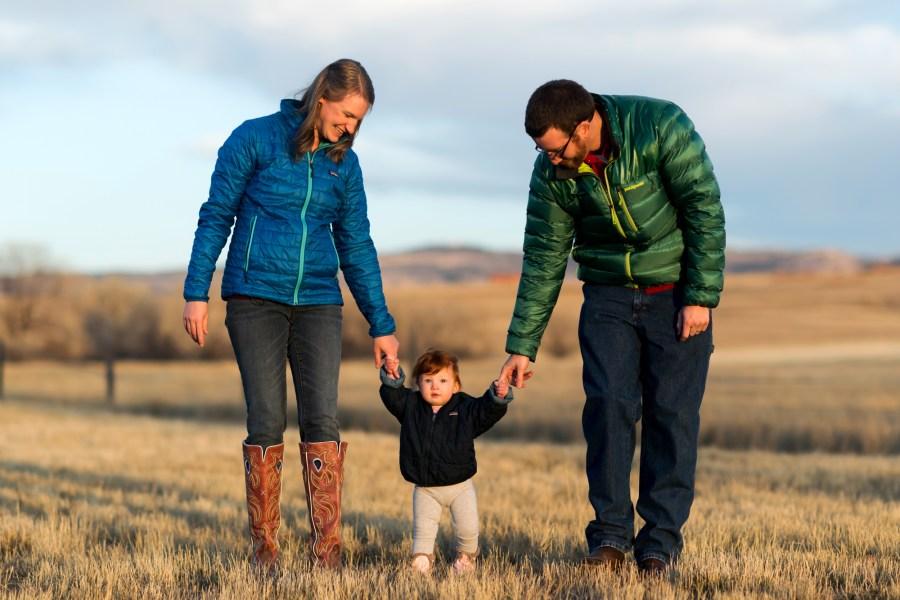 Laramie Family photography