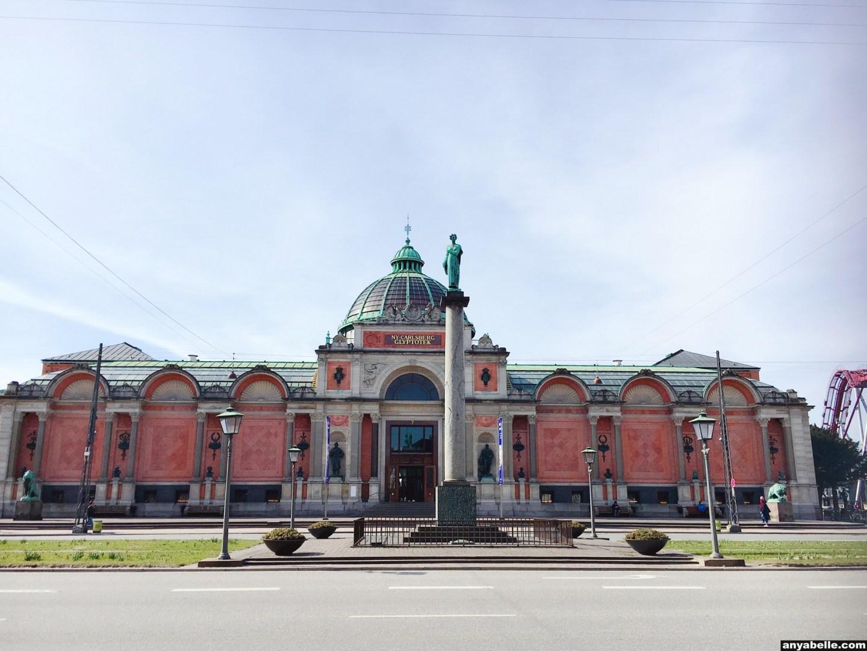 Ny Carlsberg Glyptotek,新嘉士伯美术馆,Denmark丹麦,Copenhagen哥本哈根