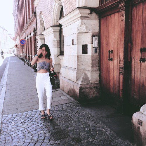OOTD,Outfit of the day , Instagram, Blogger,Street Style, Style,Vintage ,travelers,travel, Lifestyle, Outfit, Fashion,Malmö ,Peple