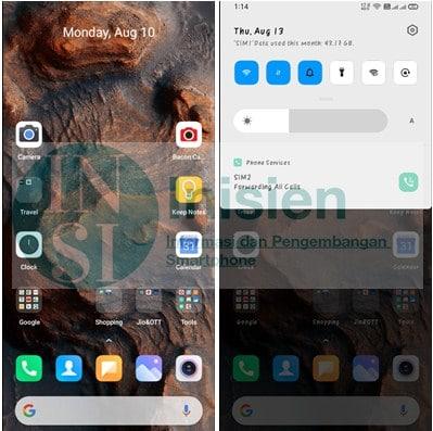 Tema Xiaomi MIUI 12 Untuk Realme Theme Terbaik