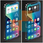 Tema Iphone 13 untuk Xiaomi MIUI 10-11-12 mtz Terbaru