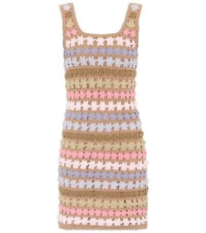 she made me crochet dress