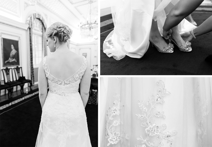 Daughters of the American Revolution Headquarters Wedding