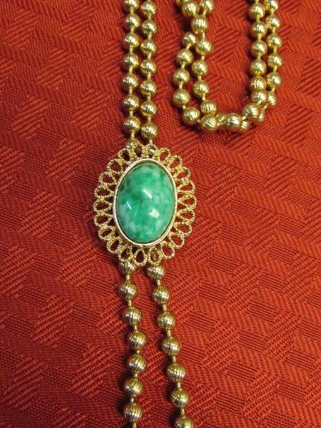 Lot Detail VINTAGE JEWELRY BRILLIANT FAUX DIAMONDS