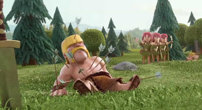 Clash of Clans Mod apk Download Cracked