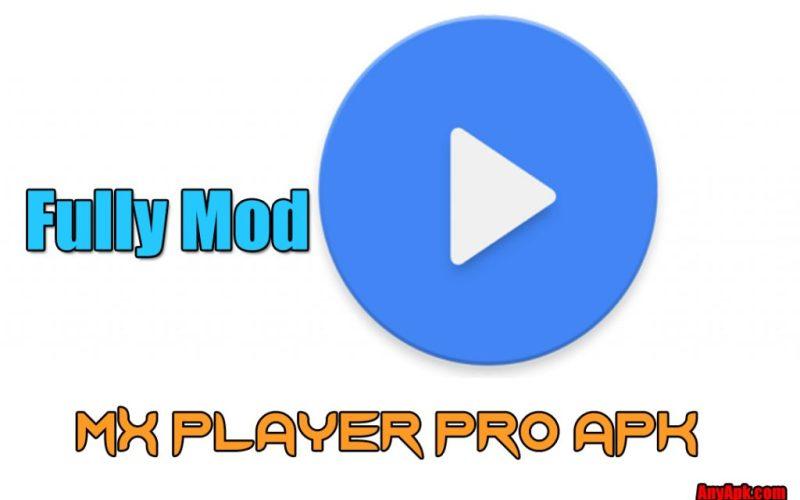 MX Player Pro Mod apk