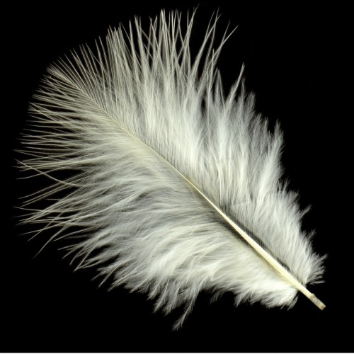 marabou-feather-white