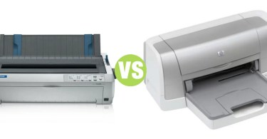 Difference Between Impact Printer and Non Impact Printer