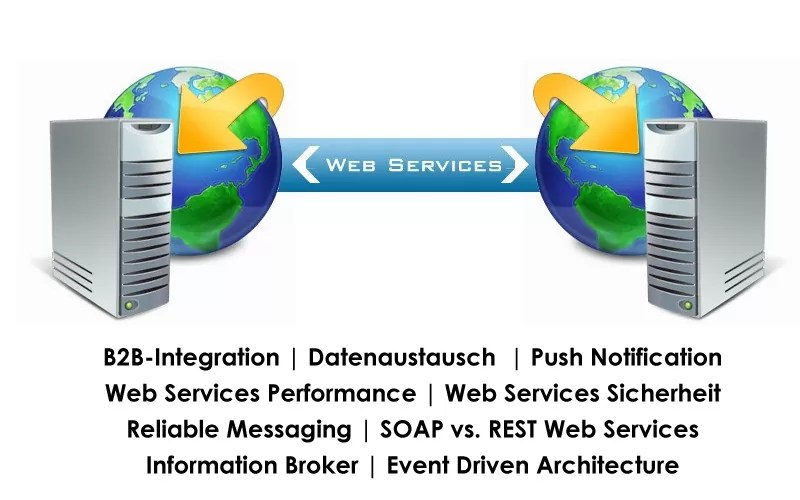Difference Between Web Services and WCF