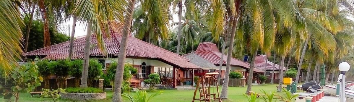 Allisa Resort Hotel, Villa Cantik yang Wajib Dikunjungi di Anyer