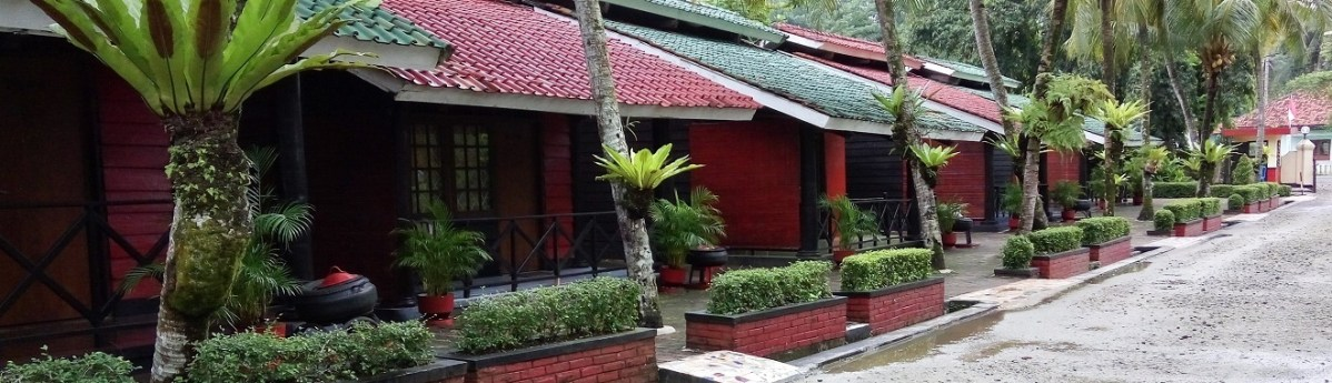 Desiana Cottage Rekomendasi Liburan di Pantai Carita