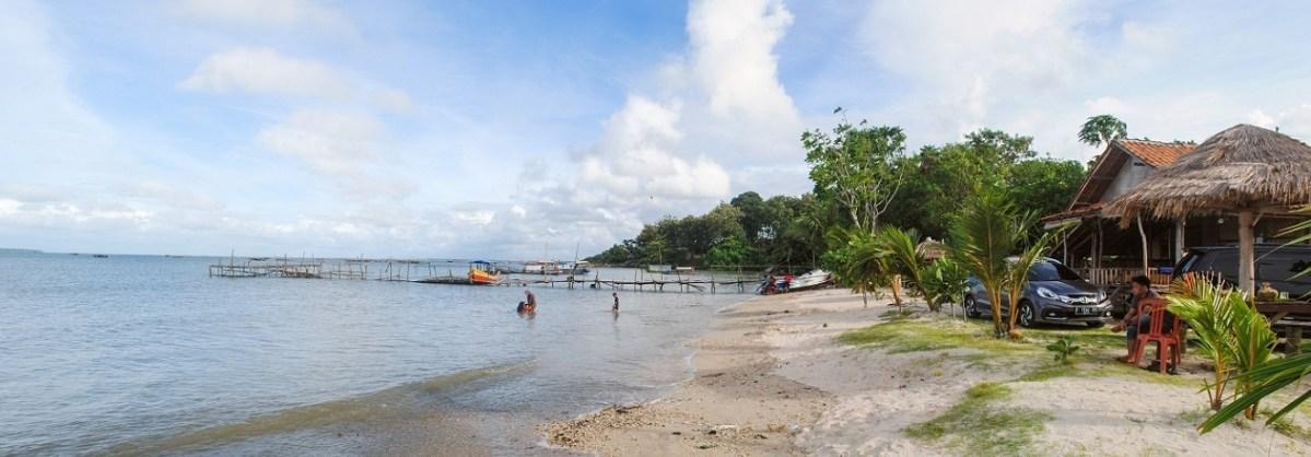 Griyeu Nyimas, Villa Murah di Tanjung Lesung dengan View Pantai yang Cantik