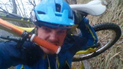 Little bit of hike-a-bike