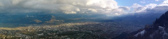 Grenoble Depuis Rachais