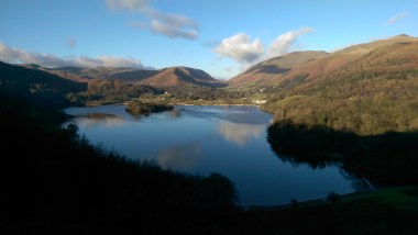 Great view over Grasmere