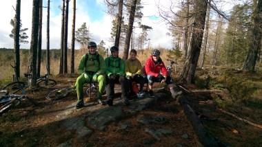 norrona mountain biking enduro in bymarka norway trondheim in the sun sweet protection