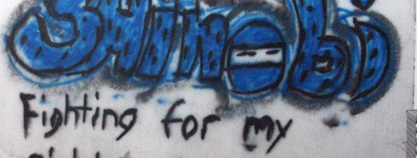 Basil Graffiti Malta
