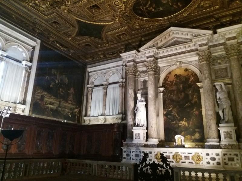 Tintoretto Scuola grande di San Rocco