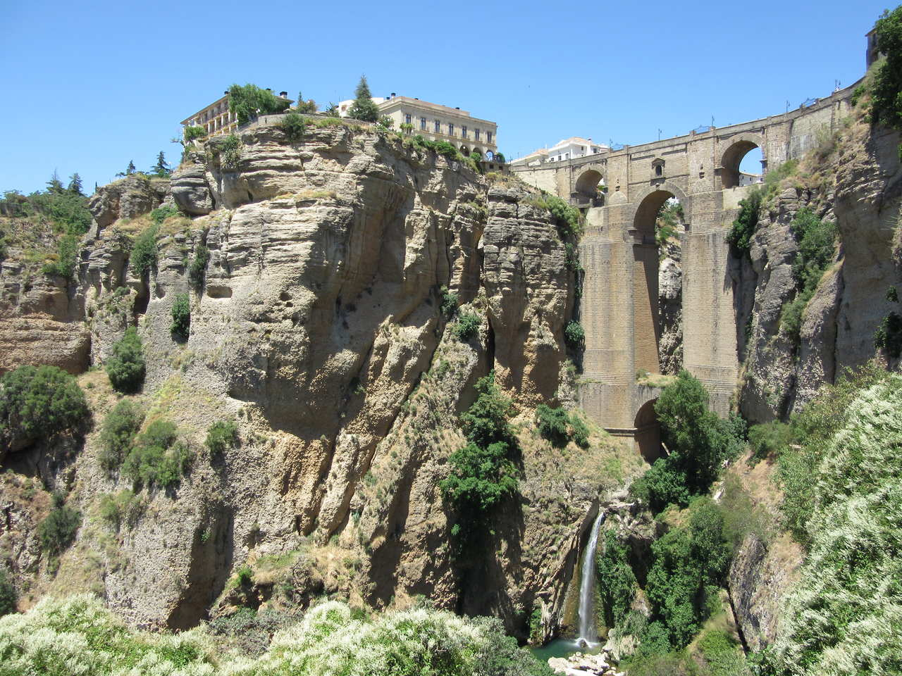 Bridge at Ronda