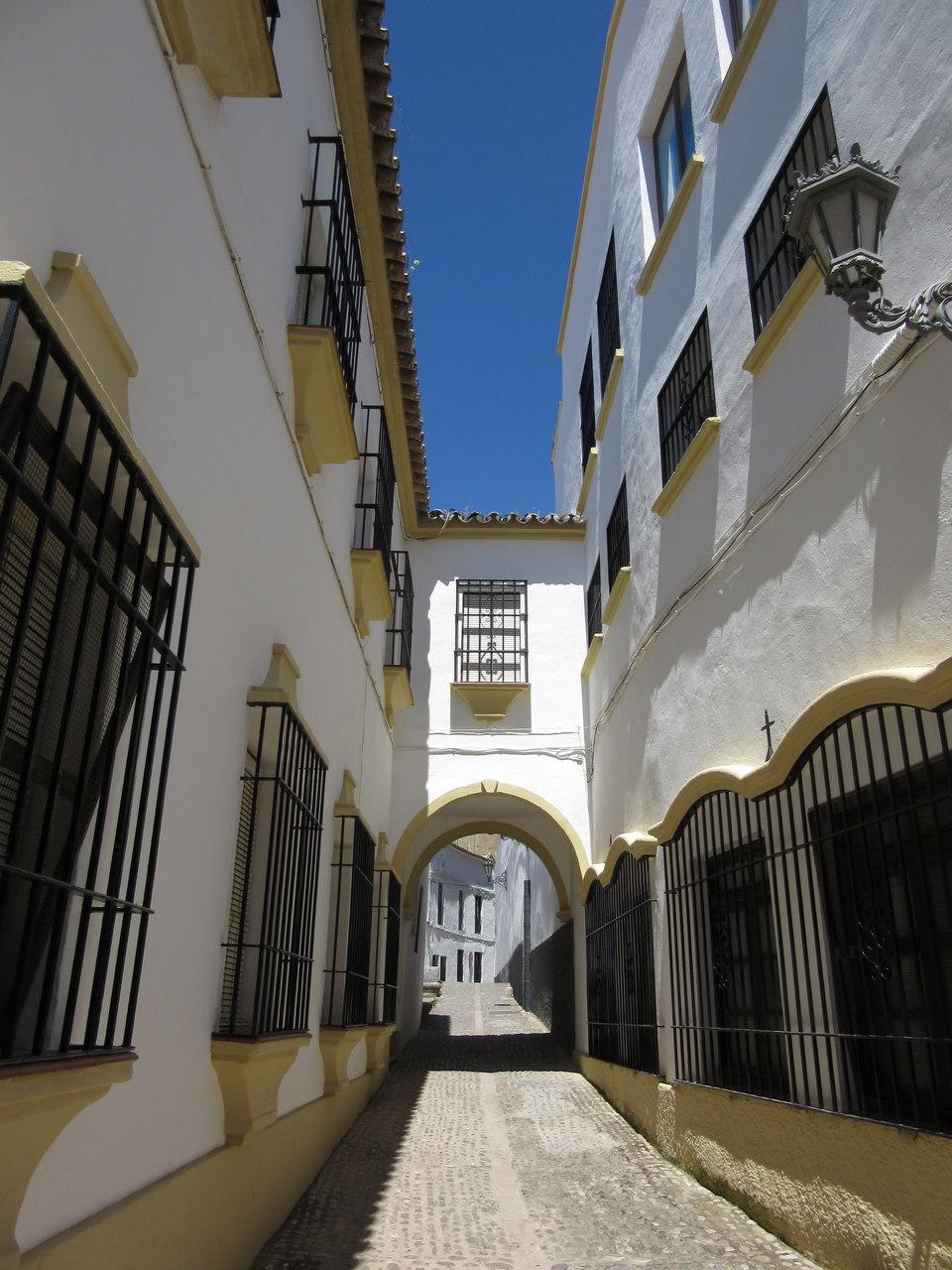 Backstreet in Ronda