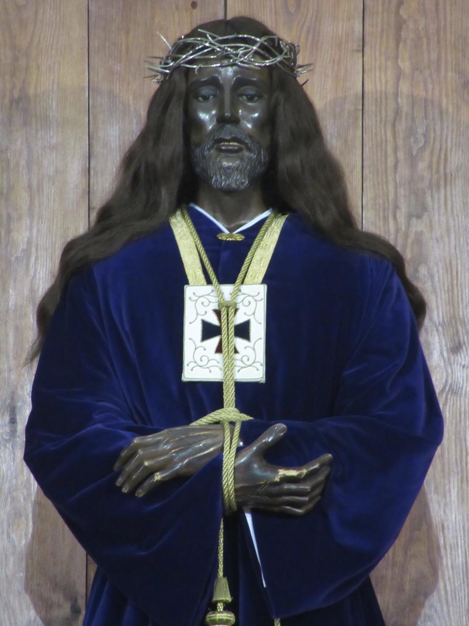 Cádiz Cristo Negro Black Jesus