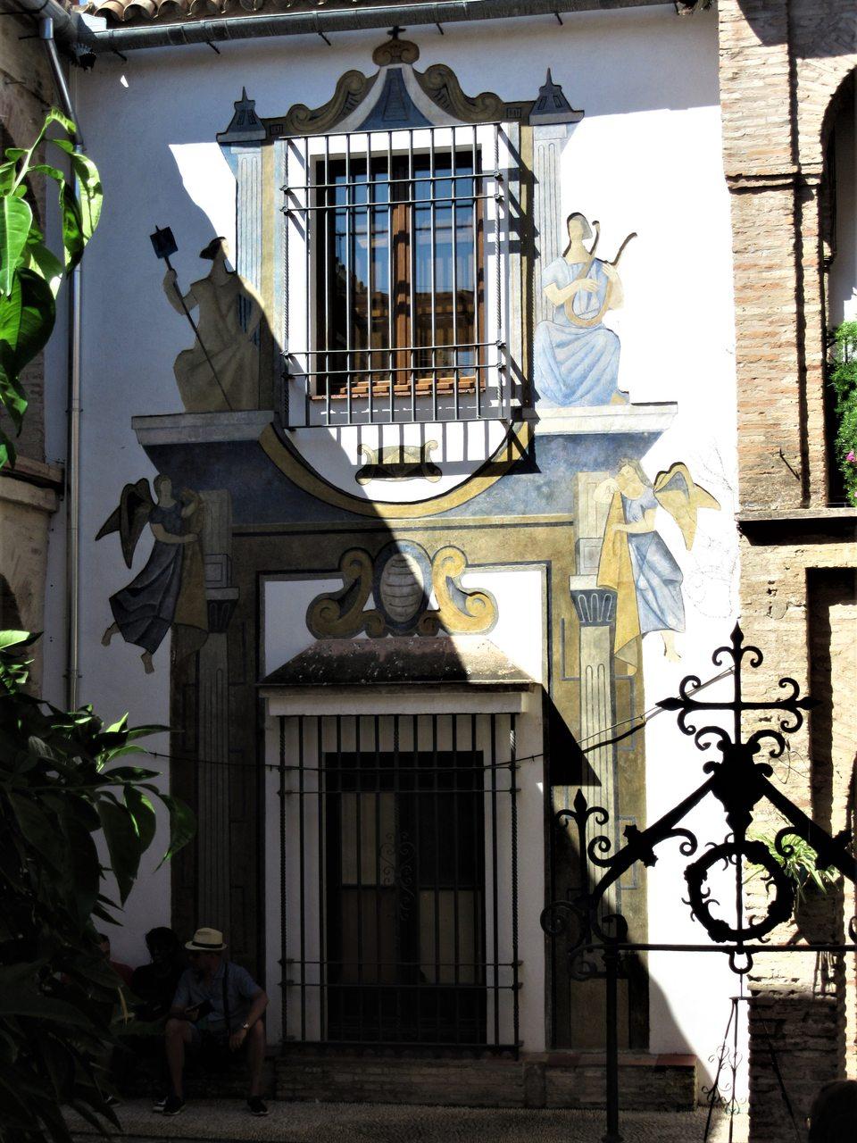 Courtyards in Córdoba
