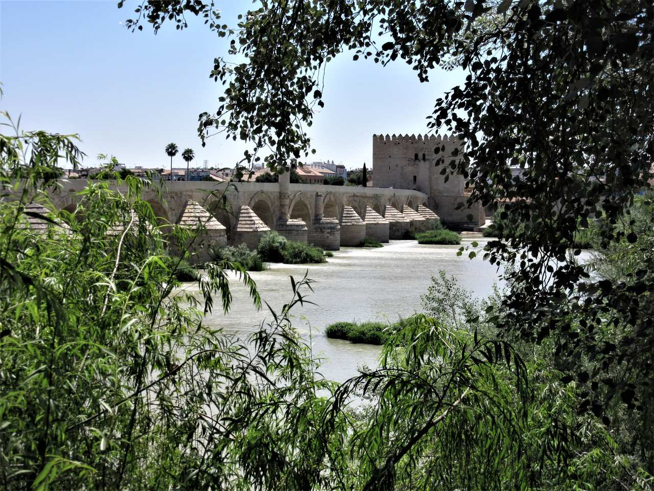 Roman Bridge Córdoba