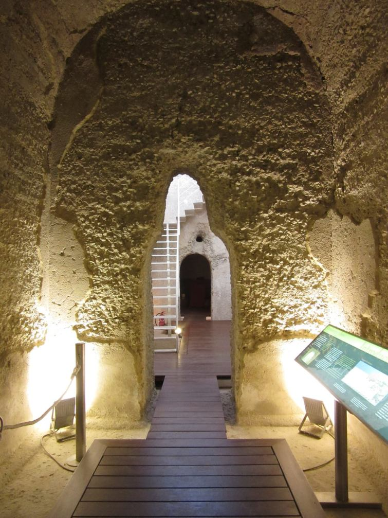 Roman Cistern at Monturqe