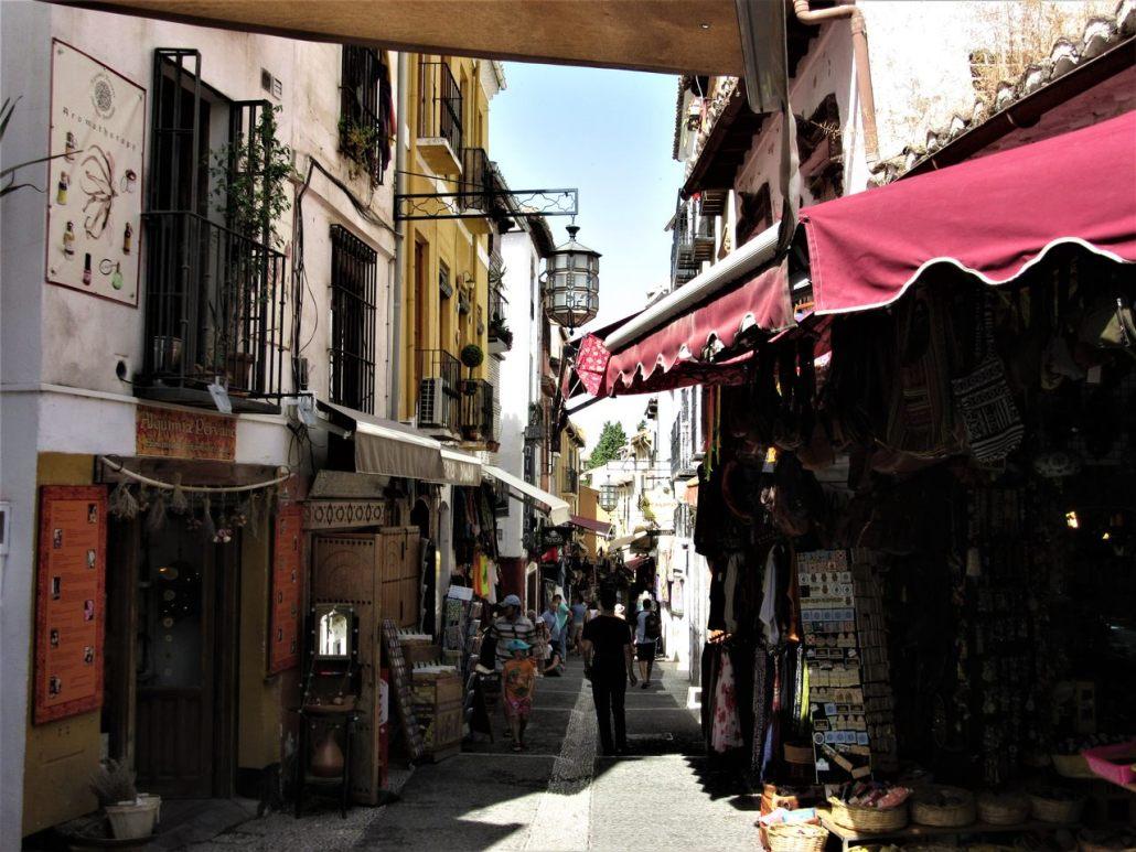 Bazaar Granada