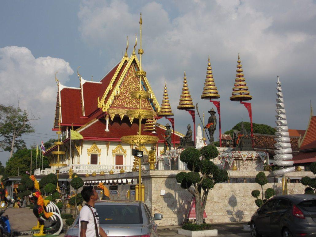 Wat Phutthaisawan Ayutthaya