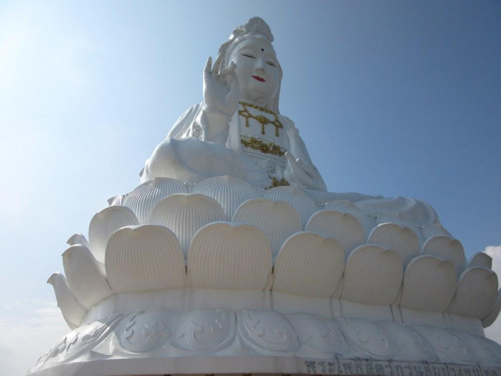 Wat Huai Pla Kung, aka Big Buddha, Chiang Rai