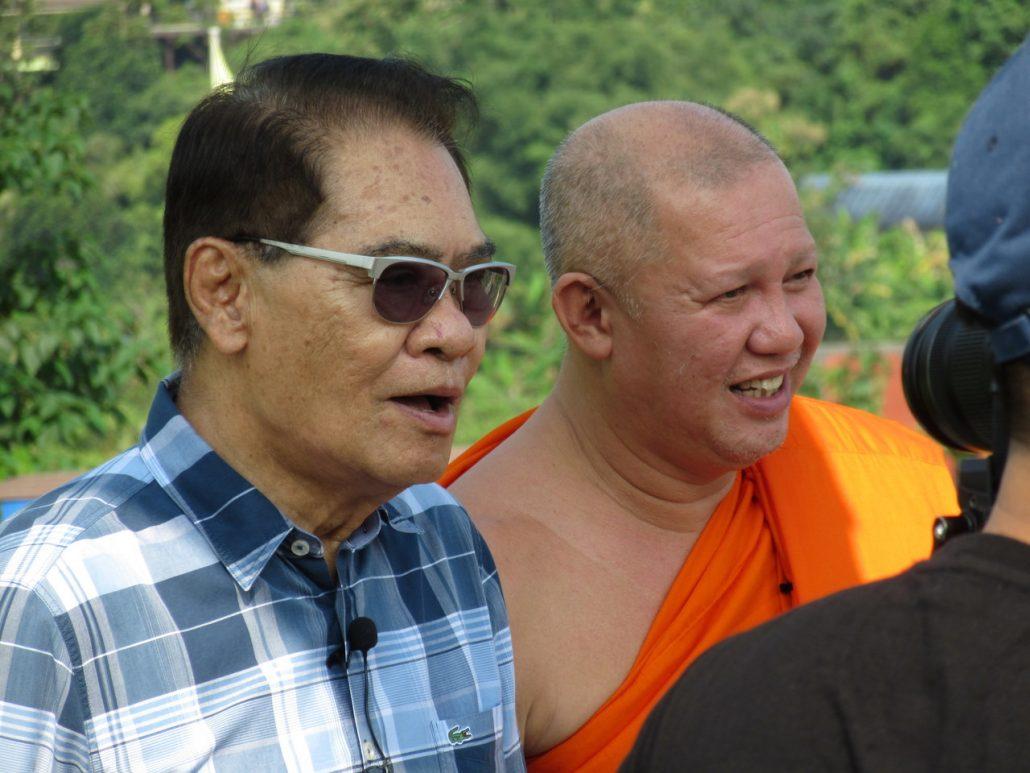 Wat Huai Pla Kung, Phra Ajarn Sobchoke, Chiang Rai