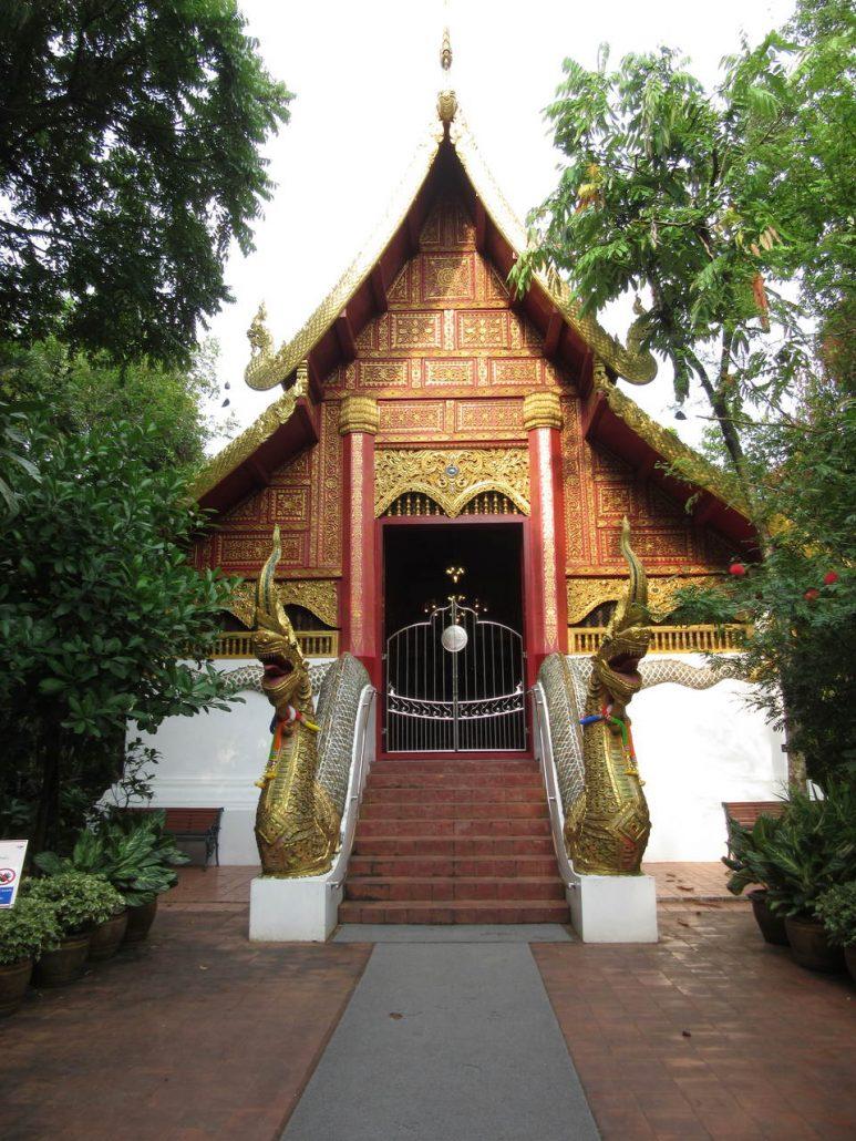 Wat Phra Kaeo Chiang Rai Buddha Day