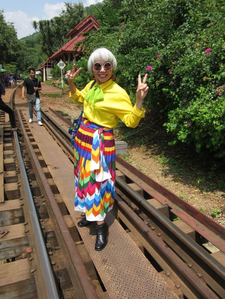 Kanchanaburi Stylish Lady