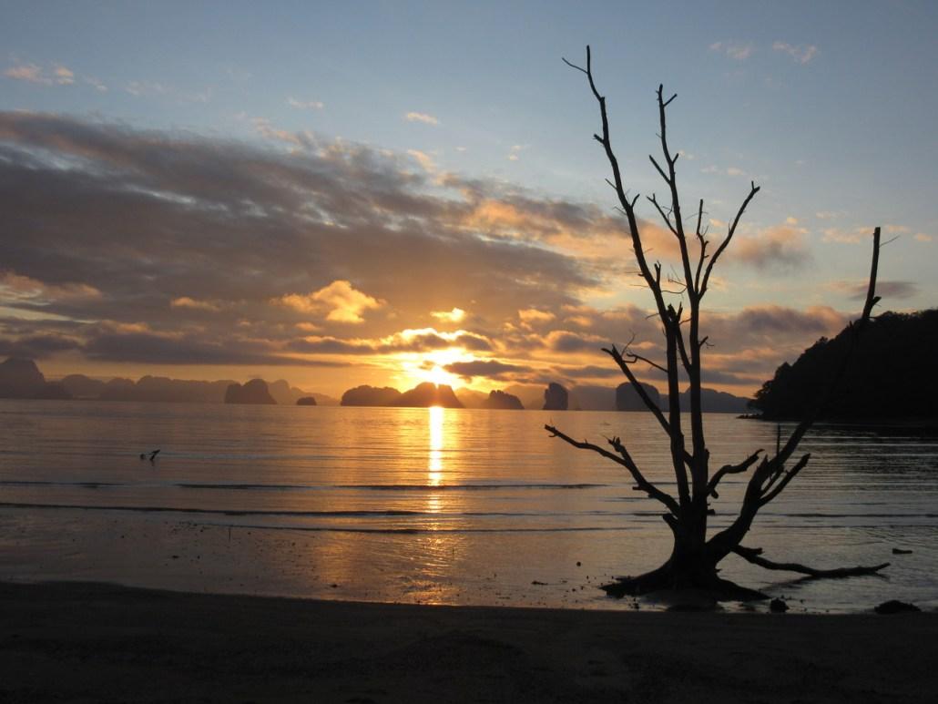 Koh Yao Noi sunrise