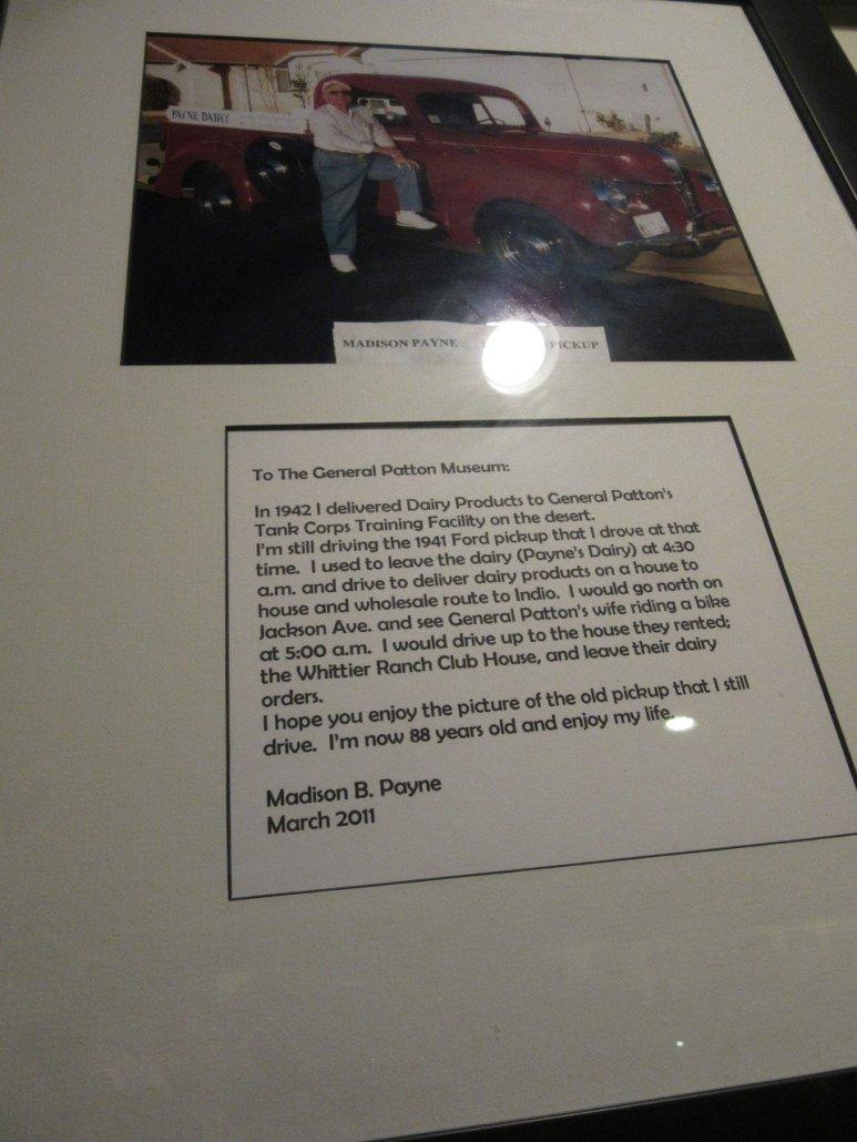 General Patton Memorial Museum Chiriaco Summit CA
