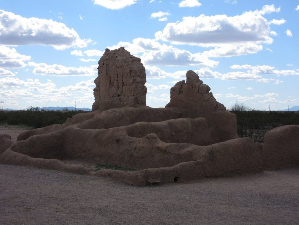 Casa Grande Ruins National Monument, Coolidge, AZ
