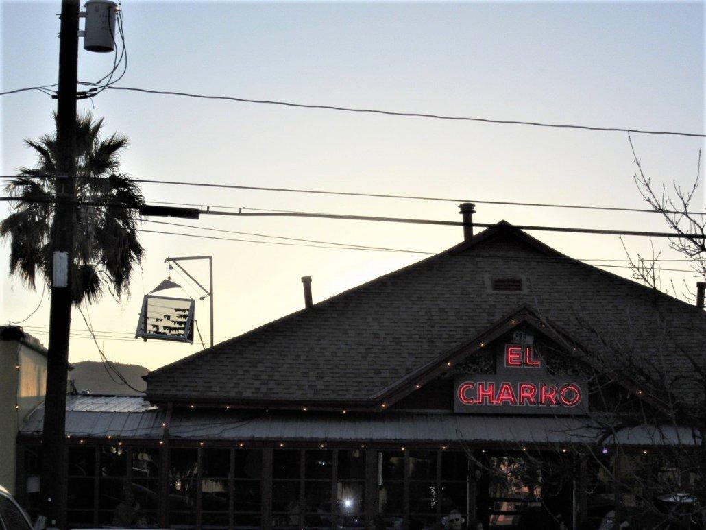 El Charro resturant in Tucson Arizona