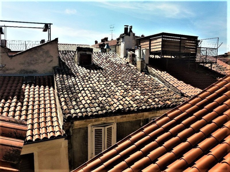 Roof tops in Piran