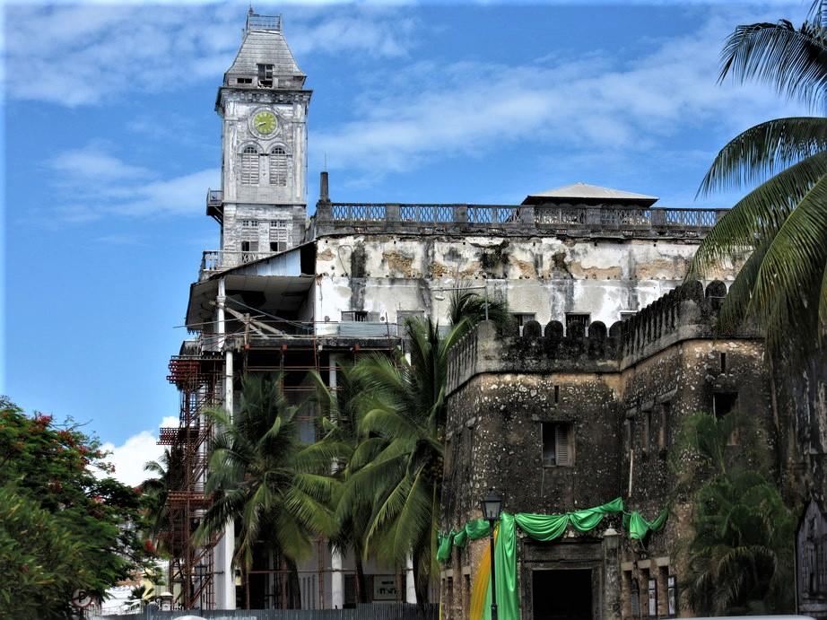 House of Wonders Stone Town Zanzibar