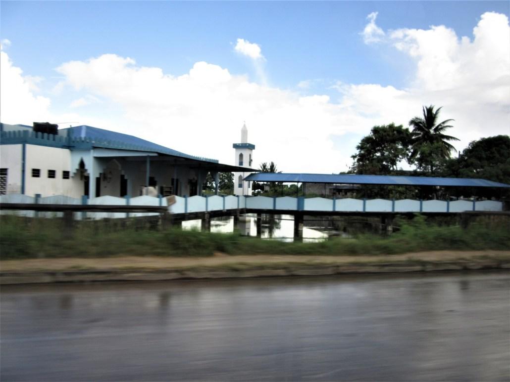 Malindi Mosque Zanzibar