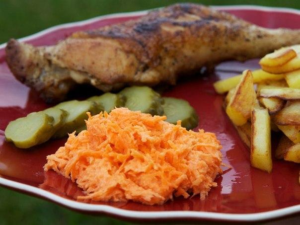 salat-iz-morkovi-s-chesnokom