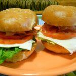 BLT-сендвич