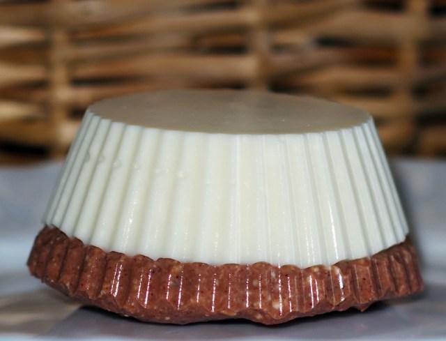 Ванильно–шоколадный творожный десерт (2)
